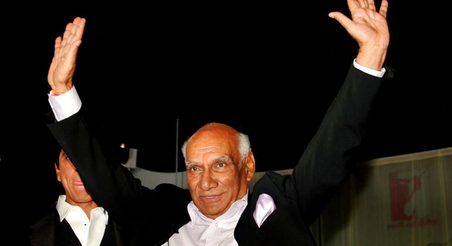 Yash Copra nåede at fejre en sidste fødselsdag, inden han søndag afgik ved døden.