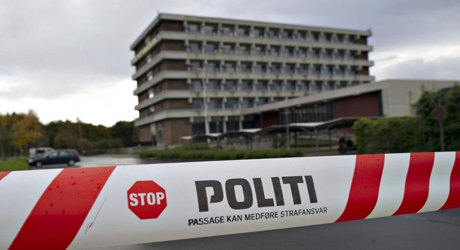 Brevtrussel om skoleskyderi lukkede TietgenSkolen i Odense onsdag morgen.