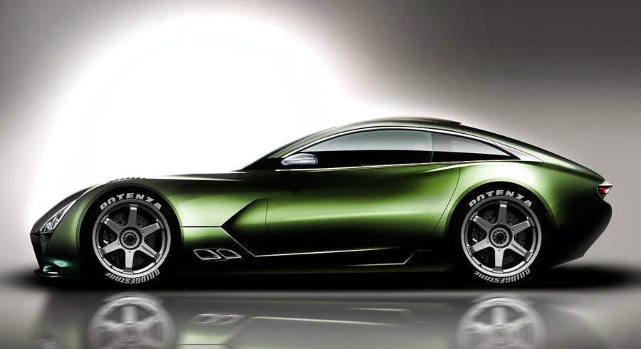 Skitse af ny TVR-model. Foto: PR.