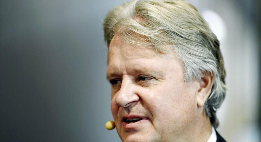 Arkiv: Nordeas administrerende direktør Casper von Koskull.