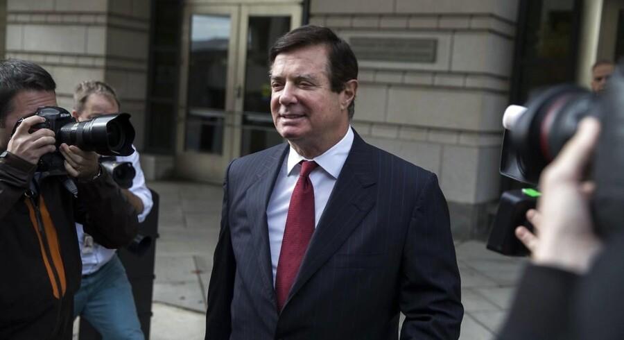 Manafort mener, at anklageren er gået ud over sine beføjelser.