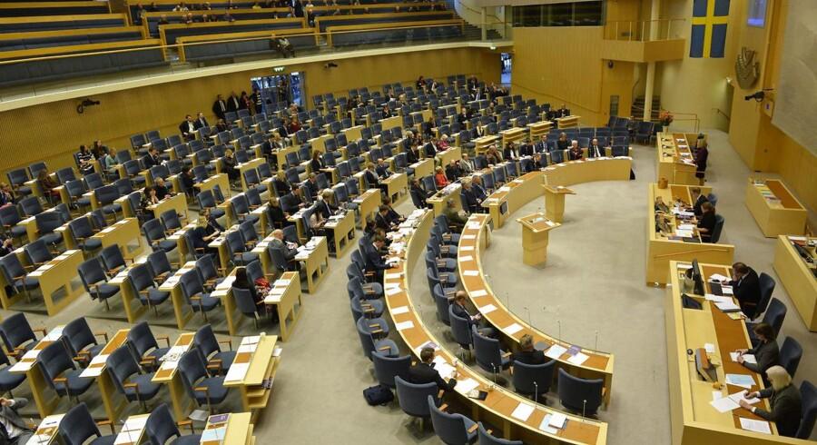 Sverigedemokraterna burde tale politik på møde, men alt handler om dum udtalelse, siger ærgerlig talskvinde.