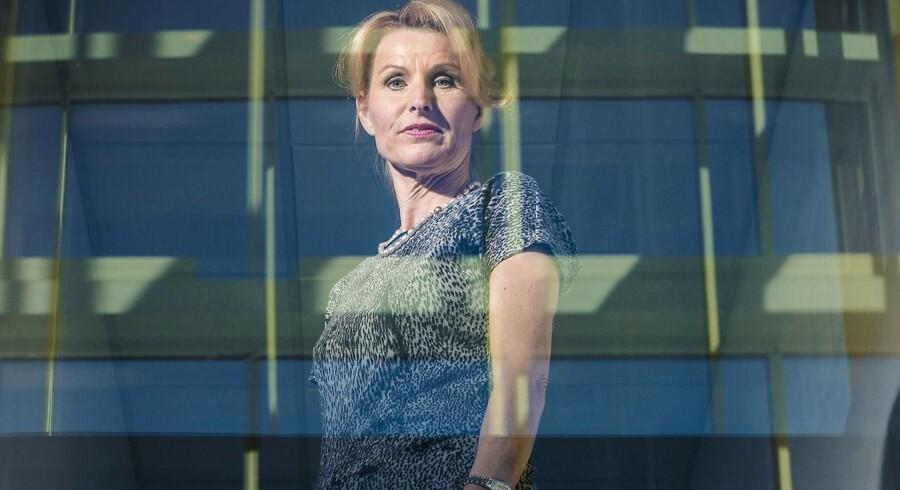 Arkivfoto: Tine Roed, direktør i DI.
