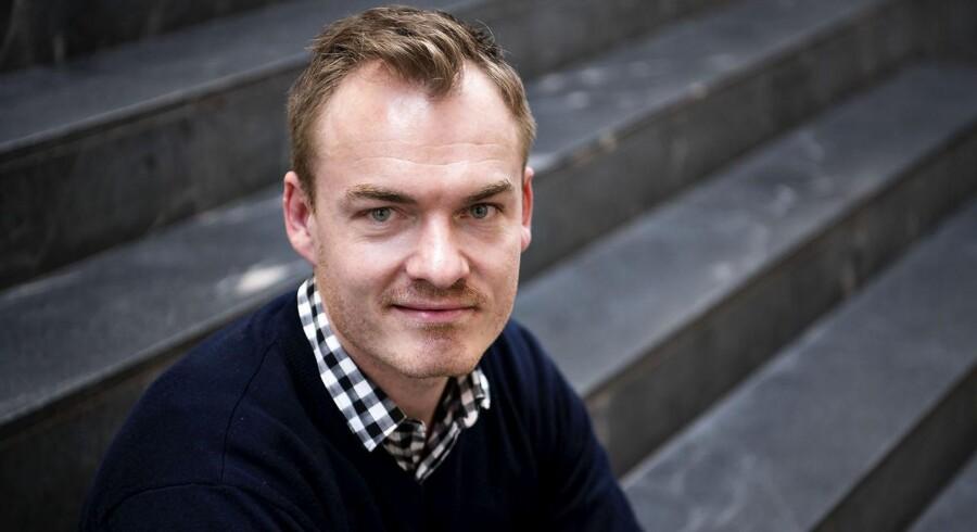 Rasmus Hougaard Nielsen er formand og sekretariatsleder i Gode Penge.