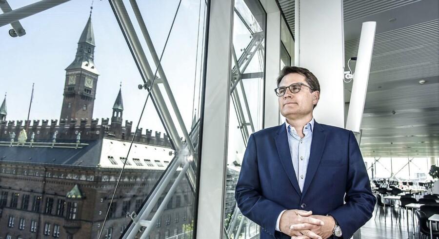 """Ervhervsminister Brian Mikkelsen ønsker at overflytte tilsynet med kviklånsfirmaerne til Finanstilsynet, fordi de ifølge ministeren """"har bedre mulighed for at sanktionere""""."""