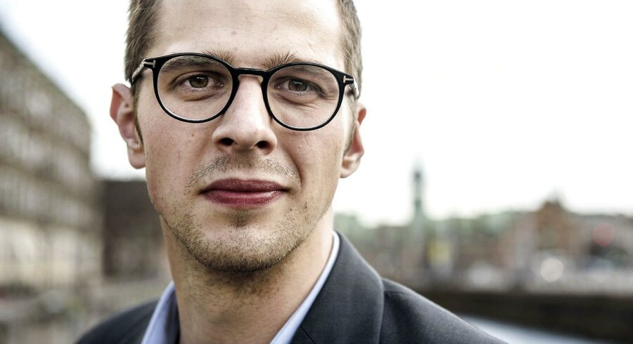 Alex Vanopslagh er LAs spidskandidat ved det kommende kommunalvalg. Han går til valg med en plan om at sænke skatten i København.