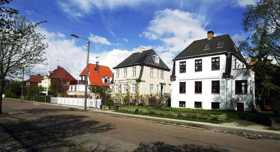 Huse med dårlige energimærker er længere om at blive solgt