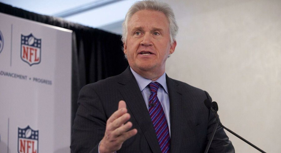 Topchefen for General Electric, Jeff Immelt.