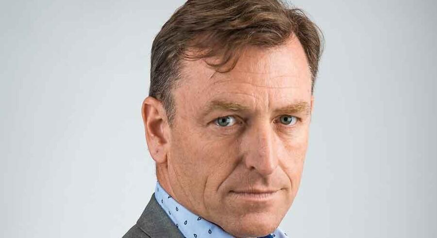 Chefredaktør Jens Grund