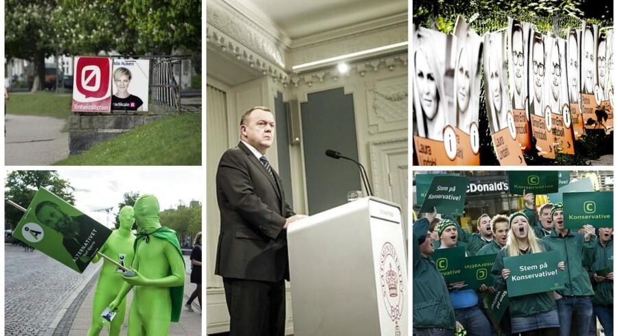 Partierne tog det meget alvorligt, da Lars Løkke Rasmussen med en udmelding på de sociale medier satte gang i valgrygter i sidste uge. Partierne gennemgik deres valgplaner, holdt møder med eksterne samarbejdspartnere og tog kontakt til trykkerier.