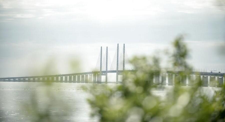 Et stort, sammenhængende, trådløst net på begge sider af Øresund vil give regionen et stort turistløft, mener Öresundskomitéen. Arkivfoto: Christian Liliendahl, Scanpix