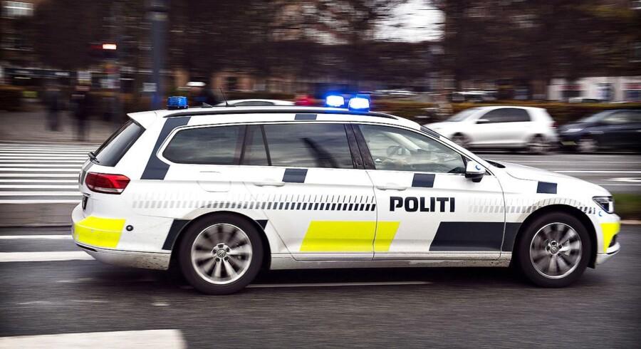 Arkivifoto: Liget af en mand er onsdag fundet i vandet i Odense. Politiet mener ikke, at han er offer for forbrydelse.