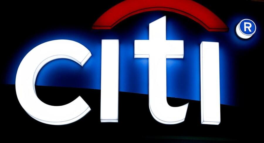 Arkivfoto. Efter en lang periode med restrukturering efter finanskrisen har det amerikanske finanshus Citigroup tilkendegivet, at det vil udbetale mindst 60 mia. dollar til aktionærerne i løbet af de næste tre år.