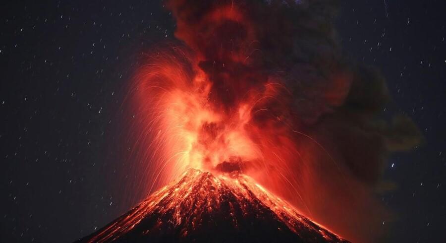 Udbruddet i den mexicanske Colima-vulkan i januar i år var en miniput i forhold til det, der er i vente fra en af klodens kendte og ukendte supervulkaner.