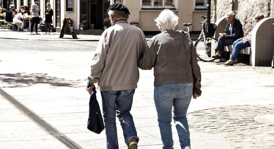 Ældre Sagen føler sig forbigået i regeringens skatteudspil.