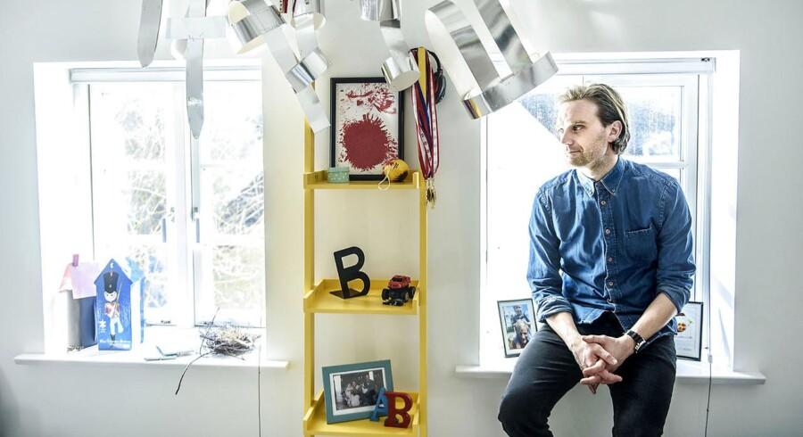 Psykolog og direktør i Center for Familieudvikling, Mattias Stølen Due, er klummeskribent på B Søndag.
