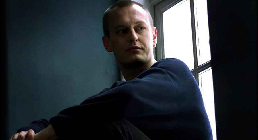 Forfatteren Jakob Ejersbo fotograferet i 2003.