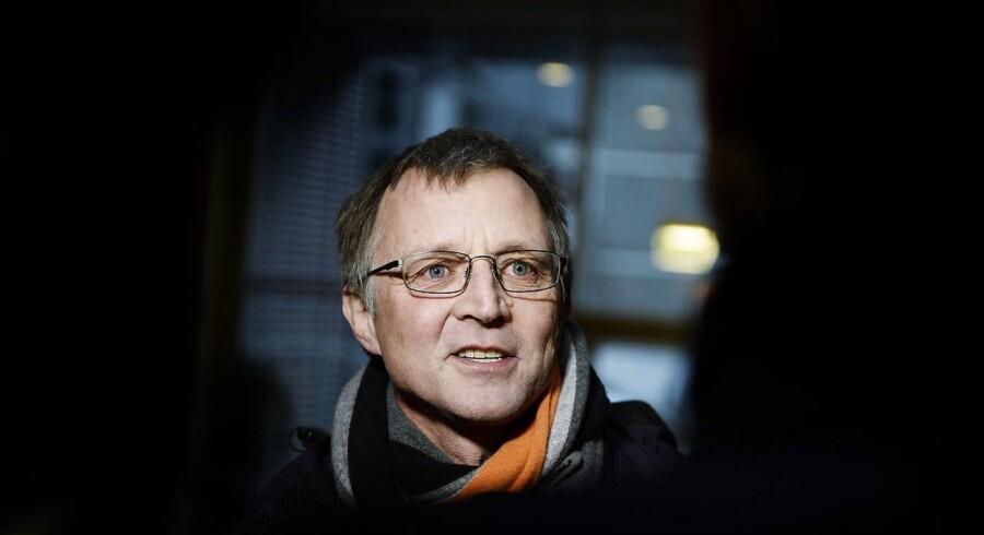 KL-forhandlinger med bl.a Anders Bondo Christensen.