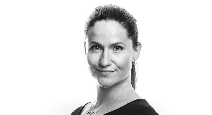 Gertrud Højlund klumme byline