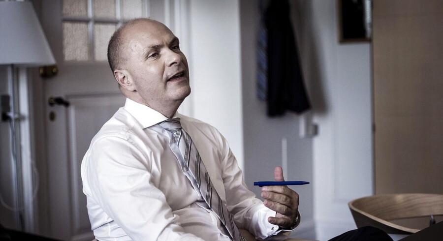 Arkivfoto. Venstres gruppeformand er på kollisionskurs med Løkke og resten af regeringen i sag om politikernes løn.