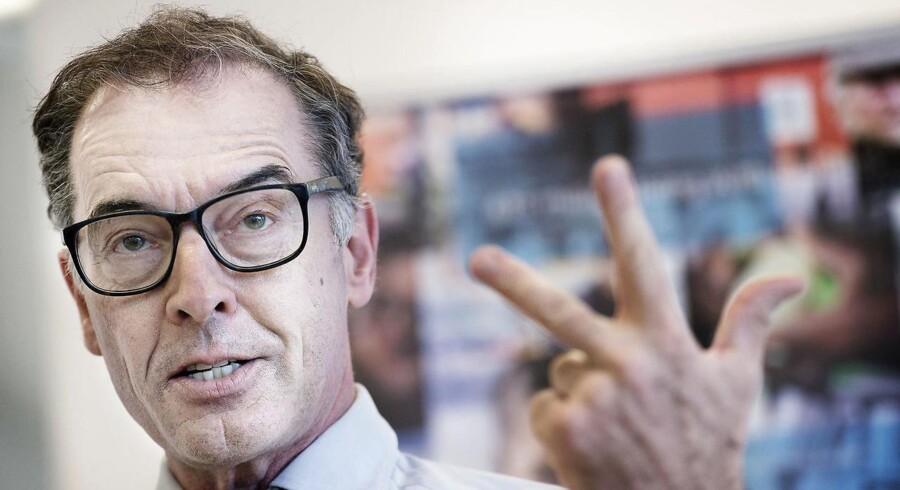 Novos forskningsdirektør Mads Krogsgaard Thomsen er stærkt begejsteret for, at de amerikanske myndigheder netop har givet Novo papir på, at selskabets topsællert Victoza reducerer risikoen for hjerte-kar-problemer.
