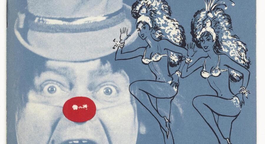 Bogen »Cirksusrevyen« er netop udkommet og handler om Danmarks mest sete sceneforestilling Cirkusrevyen, som sidste år fyldte 80 år.