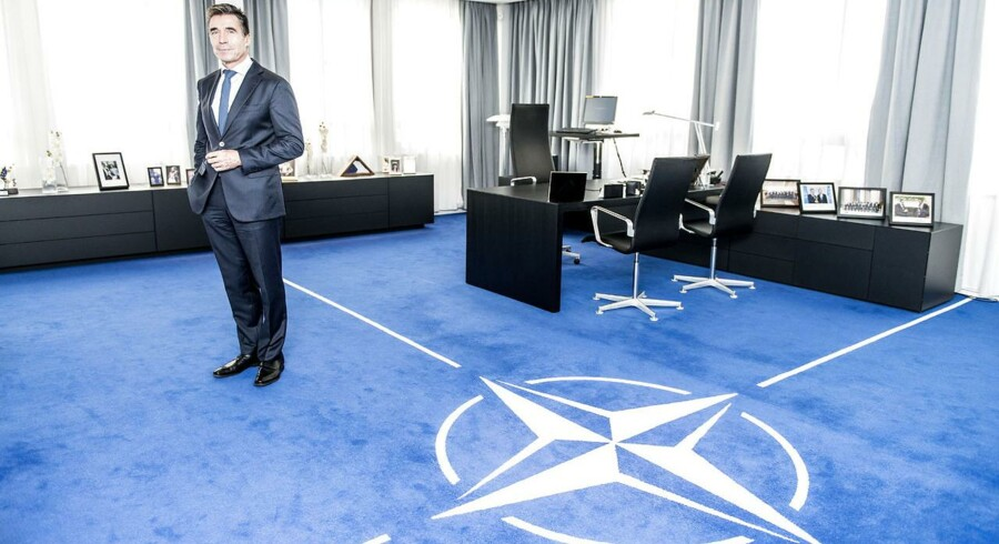 RB plus. Fogh har ledet med stærk vilje og minuturFogh har været en effektiv og fokuseret leder for den vestlige forsvarsalliance, lyder dommen fra folk, der har fulgt ham på både helt nært hold og på distancen. Anders Fogh Rasmussen - NATO's generalsekretær.