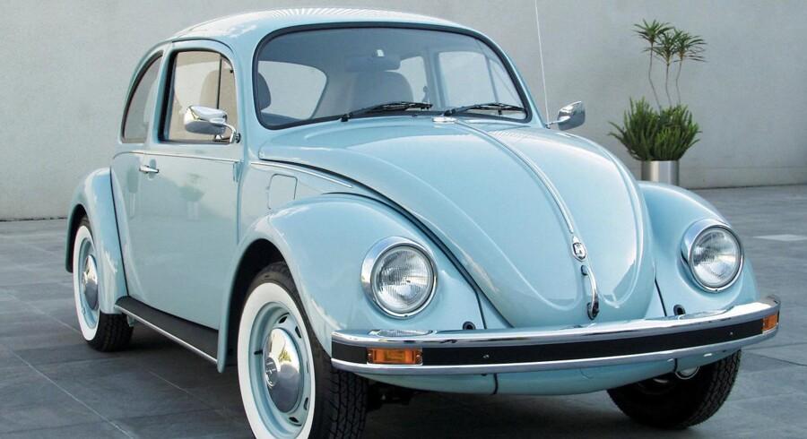 »Beetle-modellen var lavet med historien for øje, men man kan ikke gøre det fem gange og stadig have en ny ny ny Beetle,« siger Frank Welsch, Volkswagens øverste udviklingschef.