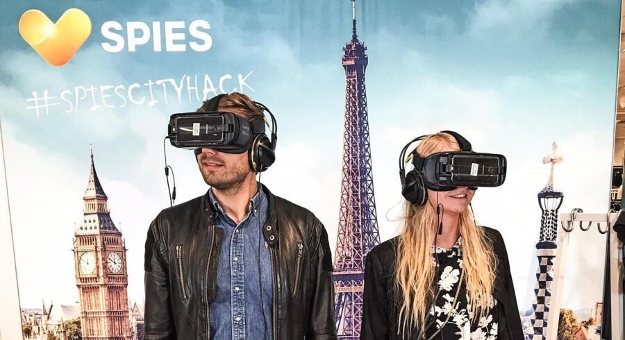 Spies prøver nu at skabe endnu mere interesse for storbyferier med reklamer i 4D med dufte.