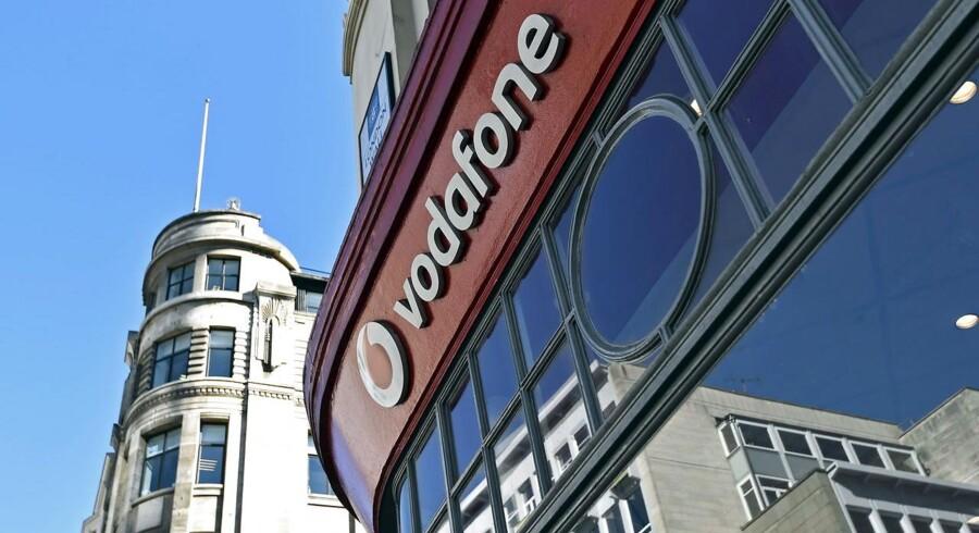 Efter syv måneder ser samtaler mellem den britiske telegigant Vodafone og Liberty Global om en fusion mellem de to selskaber ud til at være blevet afløst af en klartone.