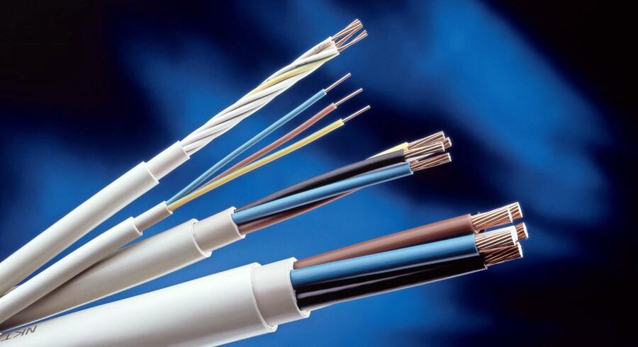 NKT har sat strøm til øget vækst efter købet af svenske ABB HV Cables. Foto: PR