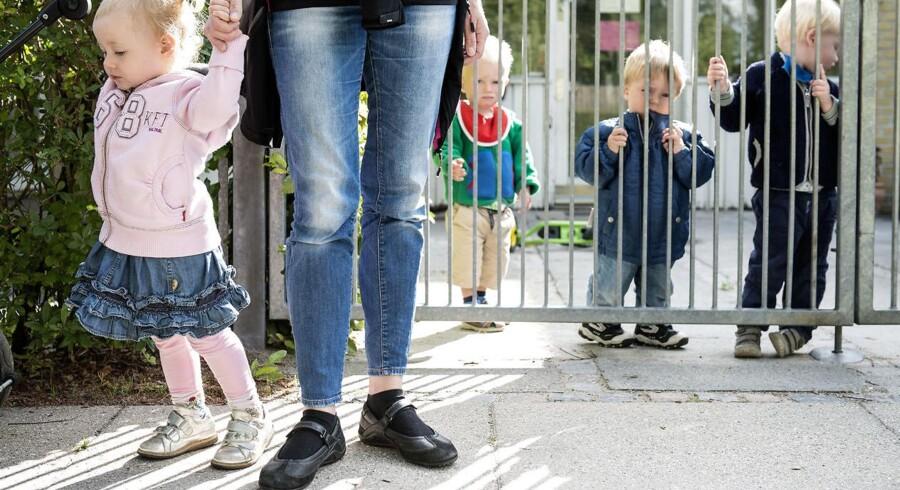 Der er udsigt til flere børn på stuerne i de københavnske vuggestuer.