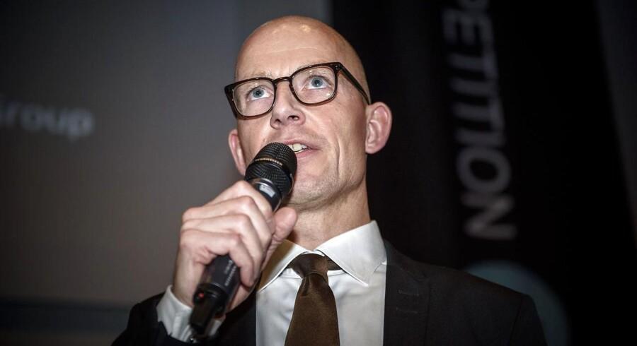 Jens Aaløse og TDC er kommet i vælten efter at have foretaget det, som andre aktører udlægger som en kovending i overvågningsdebatten.