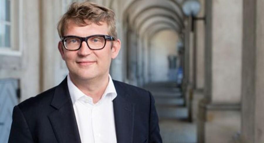 Erhvervs- og vækstminister Troels Lund Poulsen (V) vil nedbringe sagsbehandlingstiden i Natur- og Miljøklagenævnet med en taskforce til 23 millioner kroner. Free/Pressefoto, Erhvervsministeriet.