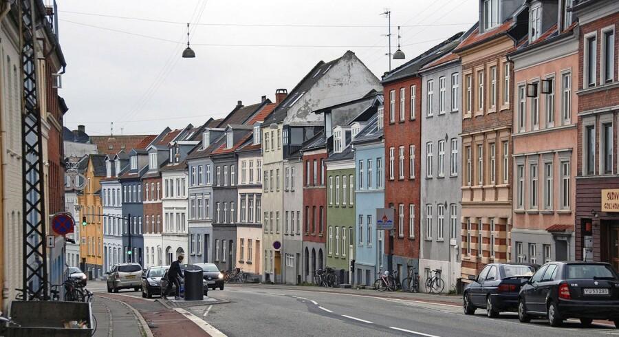 Ejerlejlighedspriserne i Region Midtjylland – herunder Aarhus – er faldende. Foto: IK's/Flickr