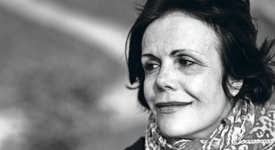 Christina Hesselholdt er aktuel med romanen »Vivian«.