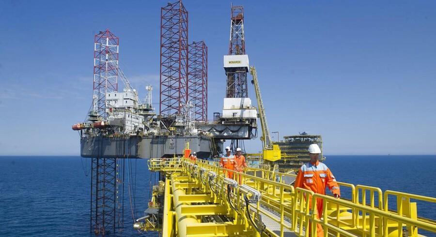 Arkivfoto: Oliesektoren skinner efter prisstigninger på olie, og markedet henter desuden inspiration i et par gode regnskaber.