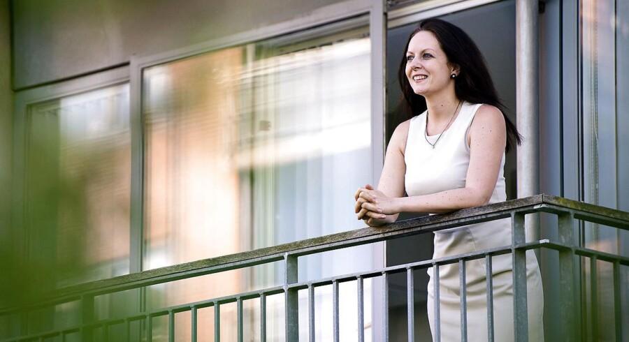 Mille Jensens boligjagt i København endte med Linse Kesslers lejlighed på Islands Brygge.