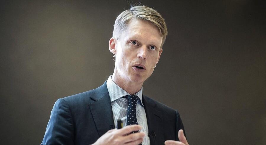 Henrik Poulsen, adm. direktør i DONG Energy, er ved at se på nye, grønne områder for energiselskabet. Og han har tidligere udtrykt stor tiltro til området for fleksibelt forbrug.