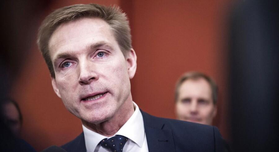 »Vi er stadig et godt stykke fra en aftale,« lyder det fra såvel DF-formand Kristian Thulesen Dahl som udlændingeordfører Martin Henriksen.