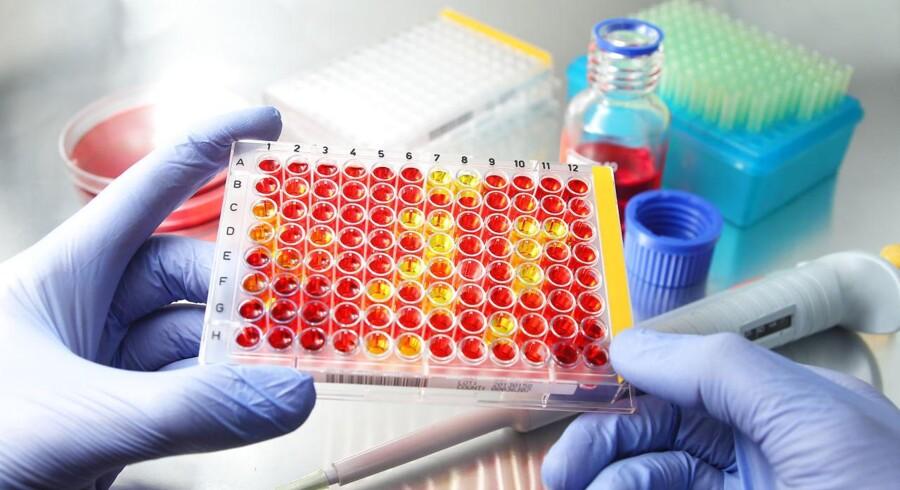 Modelfoto: Onxeo har sat navn på to nye direktører med ansvar for henholdsvis biotekselskabets prækliniske og kliniske udvikling af nye lægemidler.