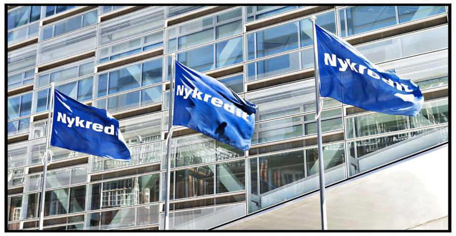 Nykredit sælger hovedsædet i København for 1,4 milliarder kroner.