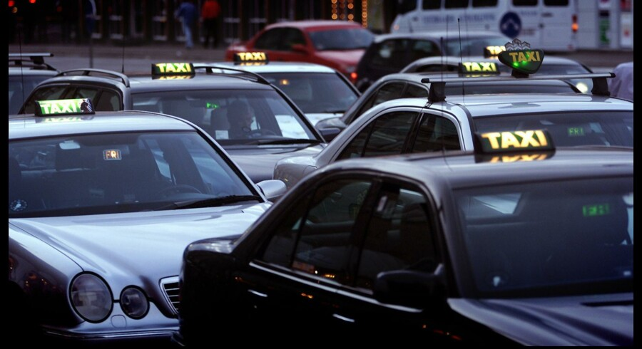 Taxidirektør Carsten Aastrup opfordrer Trafikstyrelsen til at gribe ind, så borgerne i hele regionen kan få taxi til tiden. Arkivfoto: Jørgen Jessen/Scanpix