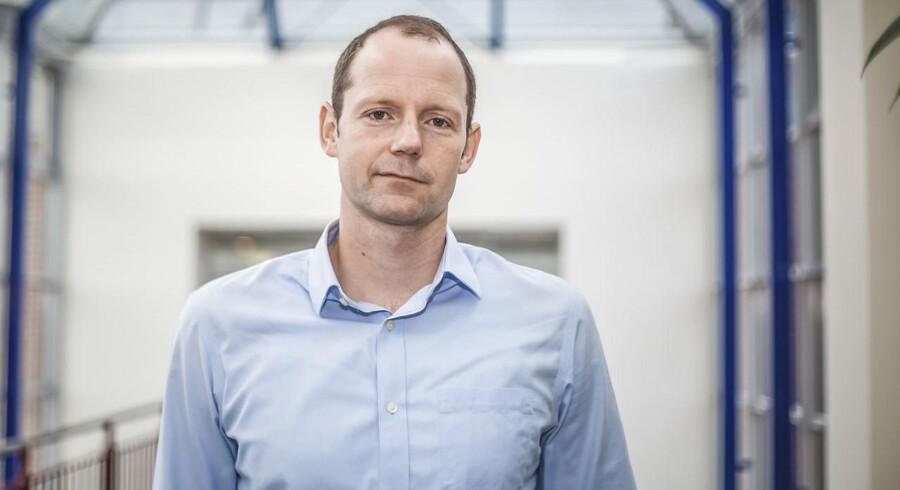 Jørn Sønderholm, Aalborg Universistet. Skal forske i demokrati.