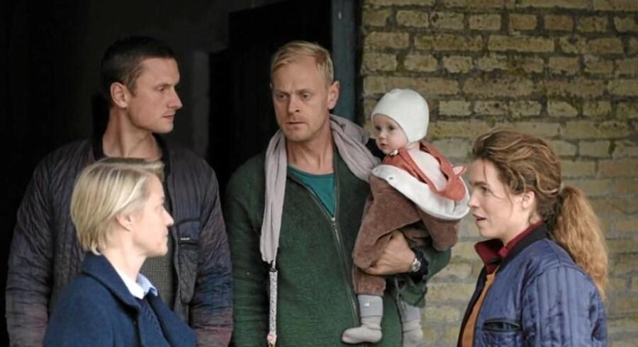 Årets mest sete TV-udsendelse var anden sæson af DR-serien Arvingerne, der i snit trak 1.537.000 seere.