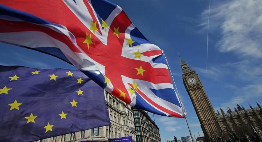 EU-borgere udvandrer i stor stil fra England i kølvandet på Brexit.