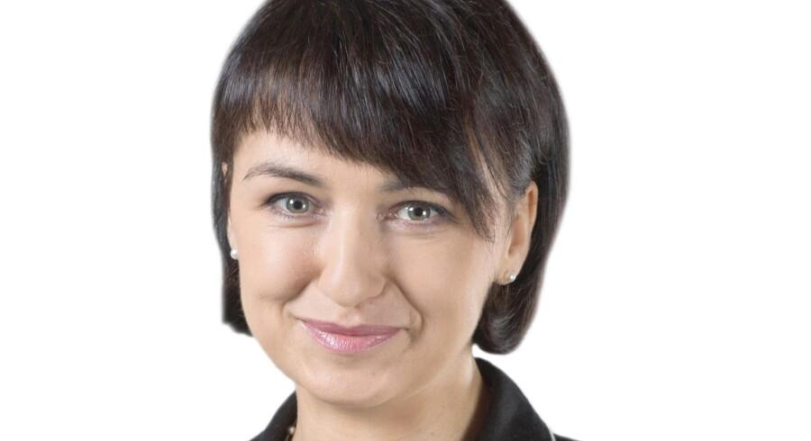 Henryka Moscicka-Dendys, Polens ambassadør i DK