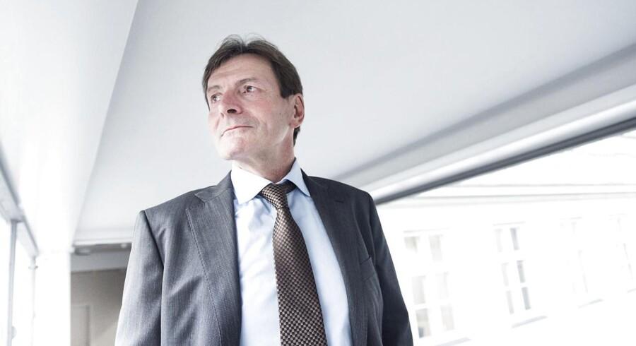 Per Klitgård, adm. direktør i Danica Pension.