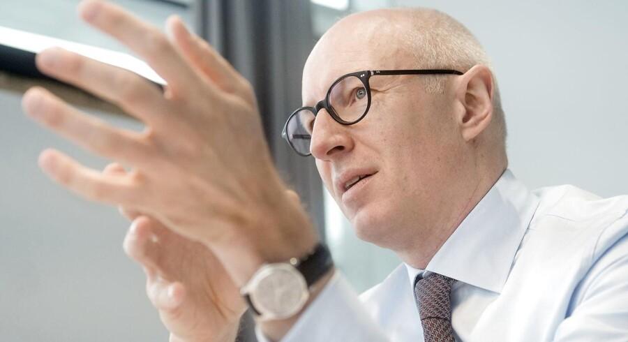 Lars Fruergaard Jørgensens hårdtslående udmelding har øget nervøsiteten hos ansatte i Novo Nordisk, da den danske diabeteskæmpe ligner en virksomhed med kurs mod en omfattende nedskæringsrunde.