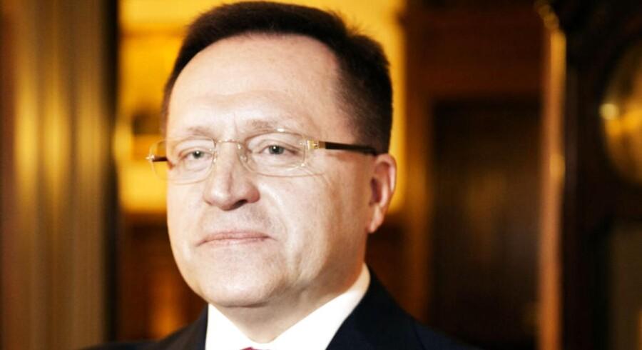 Ruslands ambassadør i Danmmark, Mikhail Vanin, skabte lørdag røre med et indlæg i Jyllands-Posten.
